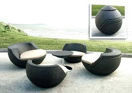 Ultra Modern Patio Furniture Ideas Brilliant Outdoor Design Decorating