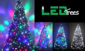 6ft Fiber Optic Pre Lit Christmas Tree