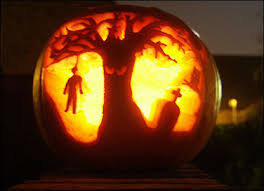 Scariest Pumpkin Carving by Um Not So Much Scary As Scarily Inappropriate Somehow