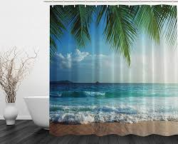 Beach Themed Bathroom Decorating Ideas by Curtains Diy Beach Bathroom Decor Beach Themed Bathroom Towels