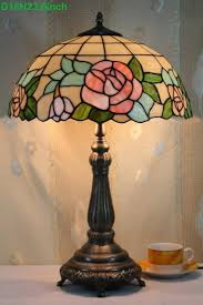 Home Depot Lampe Tiffany by Rose Tiffany Lamp 16s0 108t615 My Favorite Lighting Pinterest