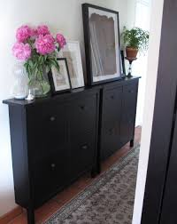 South Shore Morgan Storage Cabinet Black by Slim Cabinets For Storage Home Design Ideas