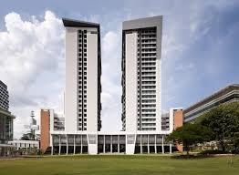 100 1700 Designer Residences NUS Graduate Residence AWP Architects