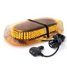 100 Strobe Light For Trucks Amazoncom Xprite Amber 240 LED Roof Top Mini Bar Truck Car