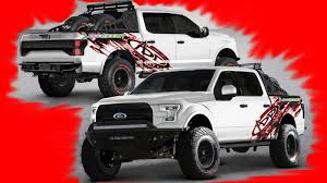 100 Build Ford Truck Theres No 2015 F150 Raptor Heres How To Your Own For 27K