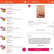 Juvia's Place 25% Off At Ulta, Including New Nubian 3 ... Ulta Juvias Place The Nubian Palette 1050 Reg 20 Blush Launched And You Need Them Musings Of 30 Off Sitewide Addtl 10 With Code 25 Off Sitewide Code Empress Muaontcheap Saharan Swatches And Discount Pre Order Juvias Place Douce Masquerade Mini Eyeshadow Review New Juvia S Warrior Ii Tribe 9 Colors Eye Shadow Shimmer Matte Easy To Wear Eyeshadow Afrique Overview For Butydealsbff