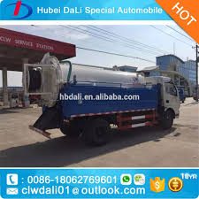 100 Sewer Truck 8000l Cleanout And Sewage Suction Vacuum Cleaner Buy