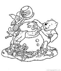 Christmas Disney Coloring Pages 30