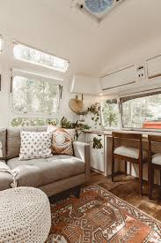 100 Airstream Interior Pictures Taking Great Design On The Road In A 1977