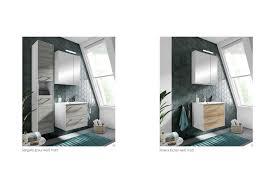pelipal badezimmer fokus 3065 sangallo grau weiß matt