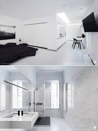 100 Minimalistic Interiors Home Designing Via 6 Perfectly Black And