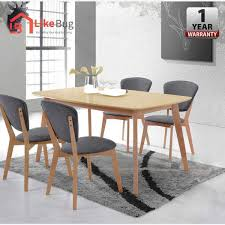 Like Bug 100cm Viera Round Solid Wood Dining Table With 4 Dining ... Minimal Ding Rooms That Offer An Invigorating New Look New York Herman Miller Eames Chair Ding Room Modern With Ceiling Eatin Kitchen With Rustic Round Table Midcentury Chairs Hgtv Senarai Harga Ff 100cm Viera Solid Wood 4 Shop Vecelo Home Chair Sets Legs Set Of Eames Youtube Biefeld Besuchen Sie Pro Office Vor Ort Room Progress Antique Meets Stevie Storck Modern Fniture Uk Canada For Style By Stang 5pcs Tempered Glass Top And Pvc Leather Saarinen Design Within Reach Buy Midcentury Online At