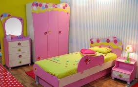 cartoon bed and wardrobe for children s bedroom download 3d house