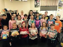 Operation Gratitude Halloween Candy 2014 by Waukee Community District Waukee Elementary Students