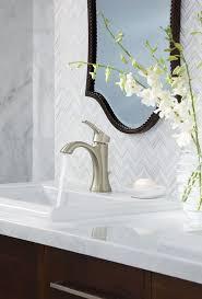 Moen Adler Faucet Brushed Nickel by Best 20 Brushed Nickel Bathroom Faucet Ideas On Pinterest