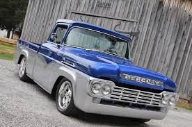 Taking A 1959 Mercury M-1 From Canada Clunker To Cool Cruiser - Hot ... Incredible 60 Mercury M250 Truck Vehicles Pinterest Vehicle Restored Vintage Red 1950s Ford M150 Pickup Stock A But Not What You Think File1967 M100 6245181686jpg Wikimedia Commons Barn Find 1952 M3 Is A Real Labor Of Love Fordtruckscom Tailgate Trucks Out Of This World Pickup M1 Charming Farm Hand 1949 M68 1955 Mercury 1940s F100 Truck Gl Fabrications 1957 Youtube