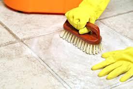 how do you clean ceramic tile floors cleaning tile floor best way