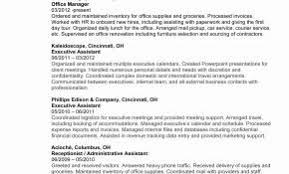 Example Of A Functional Resume Luxury Examples Low Experience Best New For Highschool