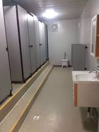 container badezimmer container toilette für baustelle und park buy container bad container wc product on alibaba