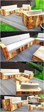 Pallet Patio Furniture Plans by Diy Pallet Patio Furniture Free Outdoor Plans 2x4 Sectional For