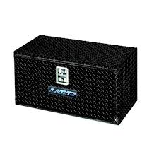 Lund 36 In. Aluminum Underbody Box, Black-78236 - The Home Depot