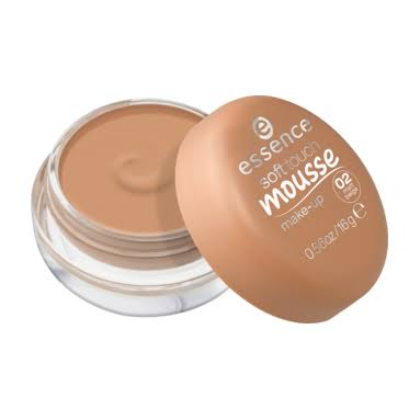 Essence Soft Touch Mousse Make Up 02 Matt Beige 16 Gr