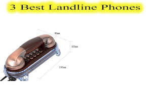 Best Landline Phones Buy In 2017 - YouTube An Outlook On Voip Technology For Business Infographic Small Owners Guide To Phone Systems Centurylink Bright Design Collection Cordless Phone With Answering Machine Voip8551b China Yeastar 16 Fxo Ports Gateway Analog Pstn Landline How To Break Up With Your Interlogix Simon Xti Wireless Security System Phones Sears Skype Vs Hangouts Which Takes The Crown Cloud Pro Siemens Gigaset Dx800a Multiline Isdn