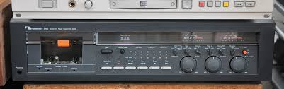 Nakamichi Tape Deck 2 by Nakamichi 582 Cassette Deck Vintage Hi Fi Audio Systems
