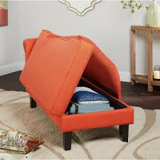 chaise pot b b simple living chaise lounge with storage compartment free shipping
