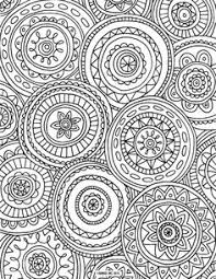 Printable Coloring Pages On Pinterest Free Printables 11 19 Of The Best Adult Colouring For Everyone