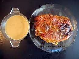 cuisiner la rouelle de porc rouelle de porc au four mes petites recettes de coxi