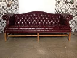 furniture exquisite comfort with leather tufted sofa