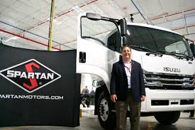 Spartan Motors Opens New Plant To Build Isuzu Trucks | WKAR New 2018 Isuzu Npr Hd Gas 14 Dejana Durabox Max In Hartford Ct Finance Of America Inc Helping Put Trucks To Work For Your Trucks Let Truck University Begin Its Dmax Utah Luxe Review Professional Pickup Magazine Ftr 12000l Vacuum Tanker Sales Buy Product On Hubei Nprhd Gas 2017 4x4 Magazine Center Exllence Traing And Parts Distribution Motoringmalaysia News Malaysia Donates An Elf Commercial Case Study Mericle 26 Platform Franklin Used 2011 Isuzu Box Van Truck For Sale In Az 2210