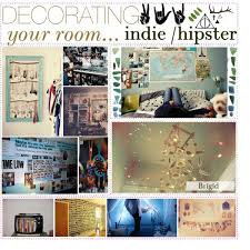Indie Hipster Room Decorating By Hipstertipsters On Polyvore