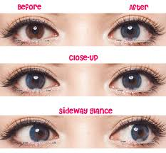 Halloween Contacts Prescription Canada by Gbt Blue Aqua Circle Lenses Colored Contacts Pinkyparadise