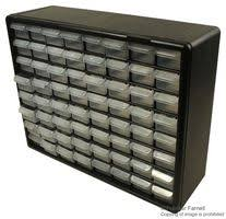 Akro Mils Storage Cabinet by 10164 Akro Mils Storage Cabinet Stackable 64 Drawer Heavy