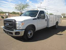 100 Ford F350 Utility Truck USED 2015 FORD SERVICE UTILITY TRUCK FOR SALE IN AZ 2271