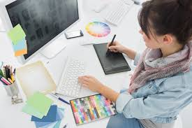 Shared Office Space And Graphic Design Studios Go Hand In