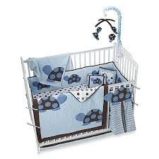 Kidsline Crib Bedding by Kids Line Mod Turtle Crib Bedding And Accessories Buybuy Baby