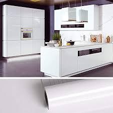 veelike möbelfolie weiß folie selbstklebend klebefolie hochglanz möbel weiss tapete weiß küche ornament tapete fensterbank wandfolie modern folie für