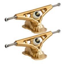 Aera K5 Gold CNC Precision Longboard Trucks – Hopkin Skate