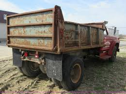 100 Dump Trucks For Sale In Alabama 1975 D F750 Dump Truck Item AY9458 SOLD April 30 Con