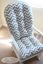Dutailier Nursing Chair Replacement Cushions by Custom Chair Cushions Glider Cushions Rocking Chair Cushions