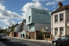 100 Carl Turner Slip House By Architects In London United Kingdom