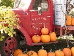 Pumpkin Patch Columbus Ga by Gordon Skagit Farms Pumpkin Truck And Pumpkin Patch Found In Mount