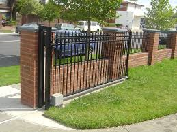 Decorative Garden Fence Home Depot by Fence Wrought Iron Garden Fence Fearsome Decorative Wrought Iron