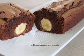 dessert rapide chocolat banane cake chocolat banane mes gourmandises qu on se le dise