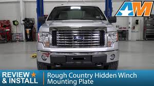2009-2014 F-150 Rough Country Hidden Winch Mounting Plate Review ... Front Deluxe Bull Bar Winch Mount Bumper Arb 4x4 Accsories F150 Bumpers Atv Winch Mounted In The Bed Of My Truck Youtube Truck Jeep Warn Industries Go Ppared 2015 35 Ecoboost Options Champion Power Equipment 100 Lb Truckjeep Kit With Speed Warn Installed Cradle Front Or Rear Mount Hidden Mounts Toyota Tundra Forum Fab Fours Cucv Shackle Plate Switching Between M Trucks Winches Westin Hdx Grille Guard 5793705 Tuff Parts