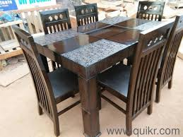 A Brand New 6 Seater Dining Table Free Delivery And All Bangalore