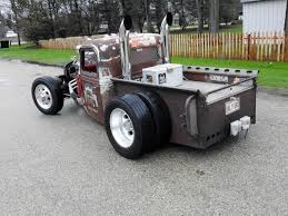 Rat Rod Build Based On A 1935 Ford Truck Cab. | Rat Rod Builders